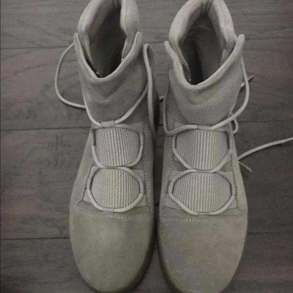 Zara Shoes   Zara Man High Top Sneaker